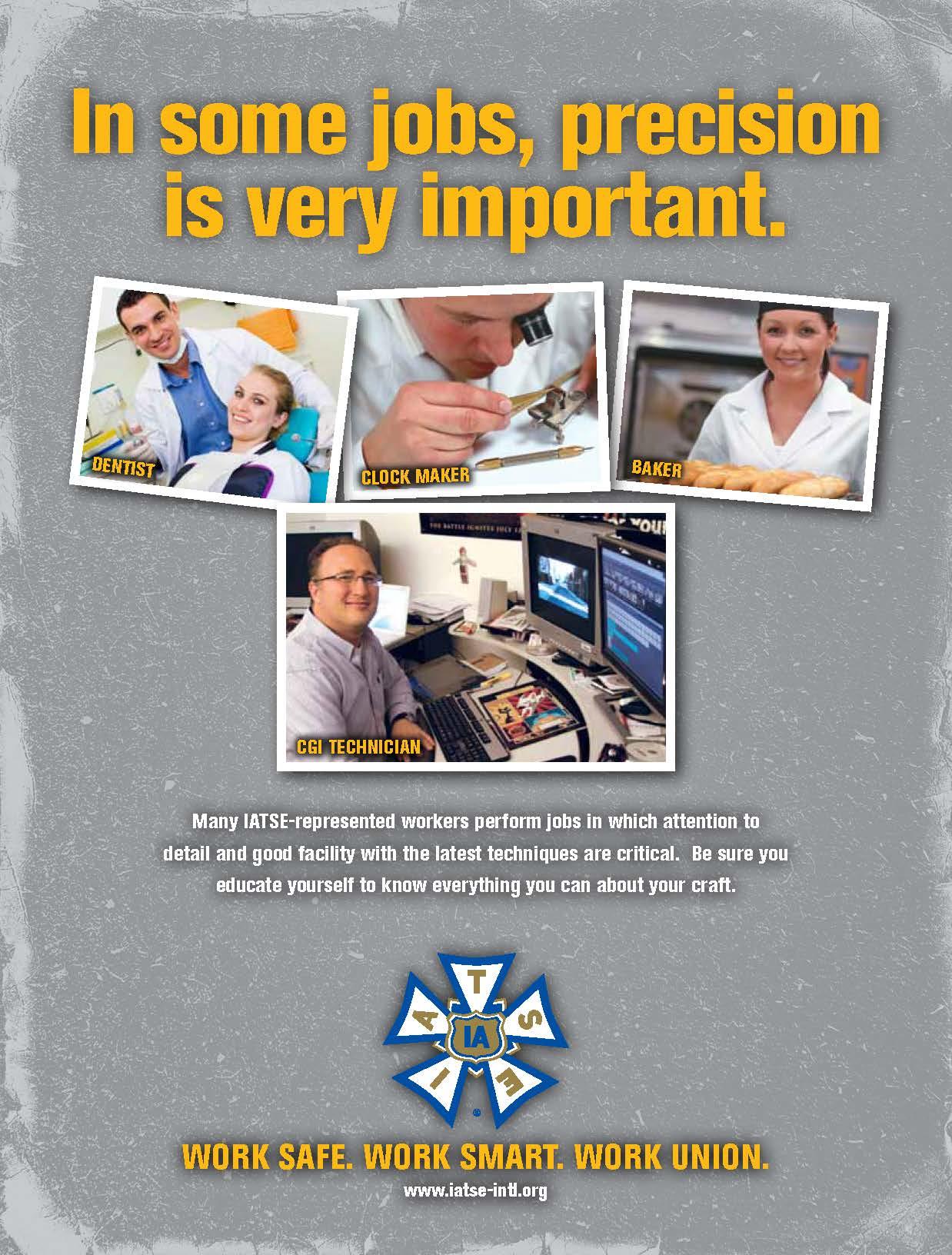 promoting workplace safety iatse studio mechanics local 489 precision silver